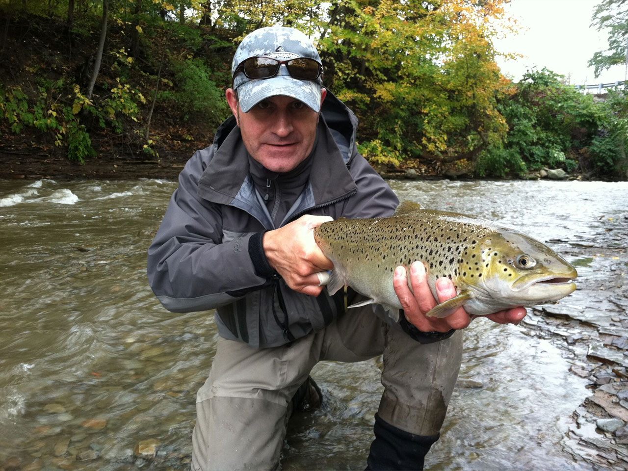 Fly fishing shop adventure bound on the fly for Best fly fishing in us