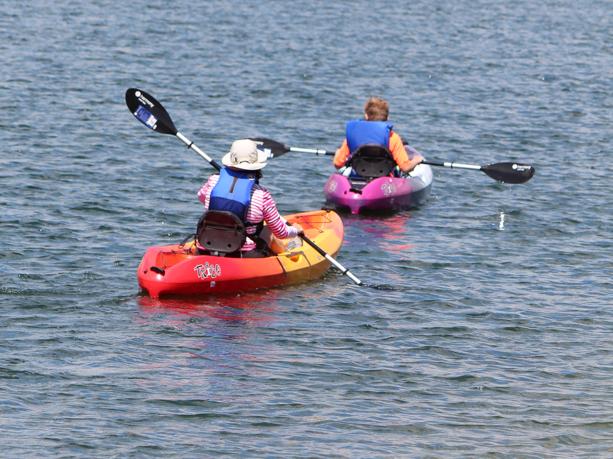 Spruce Lake Kayak Rentals